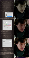 Color and Brightness Adjustments - Tutorial by sugarpoultry