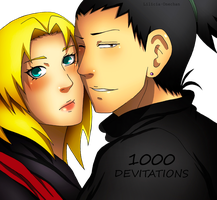 1000 DEVITATIONS by Lilicia-Onechan