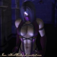 The evil princess by IamAlbertWesker
