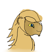 Lion (wip) by WoefulWriters