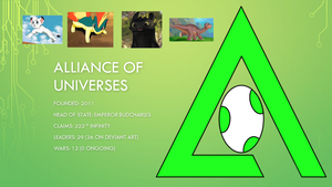 UPDATED Alliance Info by BudCharles
