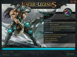LOL personal Launcher - Tryn by Alstorius