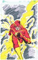 The Flash by vengaza