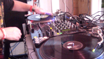DJ Tables - with finger tempo match adjustment by eye9000