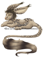 Adoptable - Lypard by Aldric-Cheylan