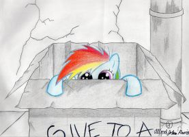 Dashie in a Box by TheAljavis