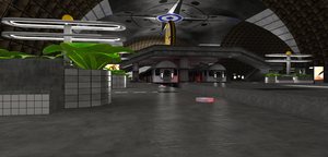 Metro Station Pic 3 by DILLYbOd