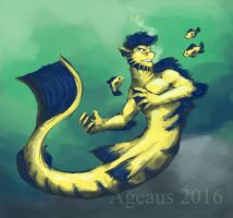 Patreon Rewards: Floundered by Ageaus