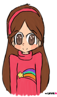 Mabel by SilverCelestt777