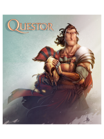Questor ex-libris by Crorien
