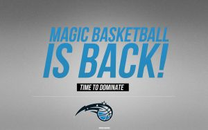 Orlando Magic Wallpaper by IshaanMishra