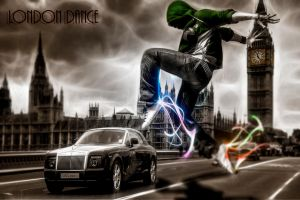 London Dance by martineci999