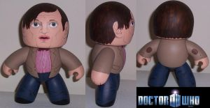 The 11th Doctor mighty mugg by Calcifer-Boheme