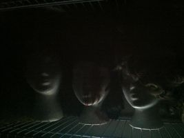Faces in the Dark by KellBell523