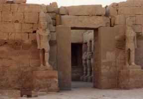 Luxor temple stock 5 by rustymermaid-stock