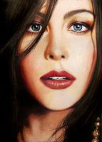Liv Tyler by vame