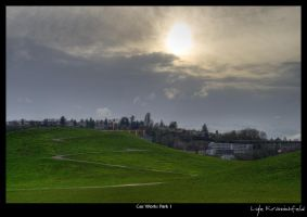 Gas Works Park 1 by Krannichfeld