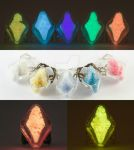 Glowing Elvish Rings by ArchandSoul