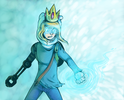 Ice Finn by theziminvader
