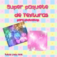 Pack de texturas para photoshop by TutosLadyPink