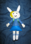 Adventure Time - Fionna the Human by Another-Hitchhiker
