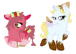 Adoptables for $3 by cacopony