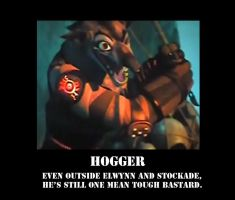 Hogger motivation by Ja-The-Shadow-Hunter