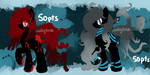 MLP - Adopt - Soul Grabbers [#1] CLOSED by CindryTuna