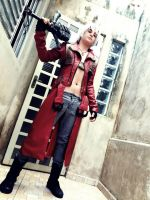 Dante Cosplay by StarlightWarior
