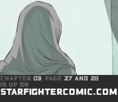 STARFIGHTER CH03 PAGE 27 AND 28 by HamletMachine