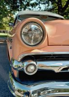 Detail Series-'54 Ford Headlights by funygirl38