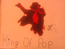 King Of Pop by Forever-MJ