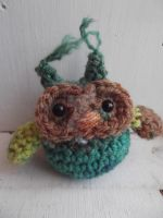 One of my favorite owlets by Amigurumi-Lover