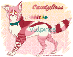 Candyfloss the Collie - Closed by Vulpines