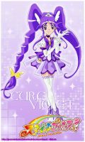 Smile Pretty Cure ~ Cure Violet by Ikuto90