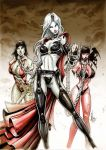 LADY DEATH vs PURGATORY and VAMPIRELLA by Vinz-el-Tabanas