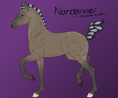 Nord foal 1495 by Sorrel-Feather