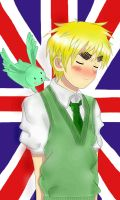 APH: England by Tabbycat98