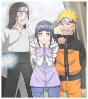 NaruHina - Normal DATE? XD by dannex009