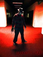 1,2 Freddy's coming For You! by Darkness-Man