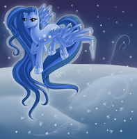 Winter Snow by Alipes