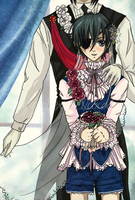 Ciel's Wedding by Cocodrillo