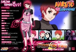 Sarina Tomoe Biography by dreamchaser21