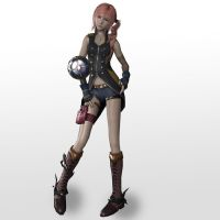 Serah by Sticklove