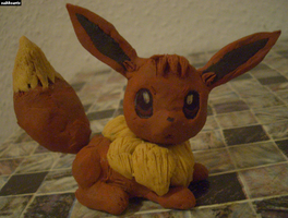 Little Evee by Sabbochan