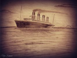 The Loveliest Liner by RMS-OLYMPIC