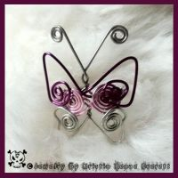 Butterfly Ring by EverlastingLace