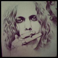 Ville Valo o2 by TheXes