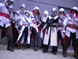 ACen 2010 - Assassin's Creed by Dr-Pepsi