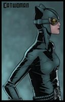 Catwoman by calicoJill
